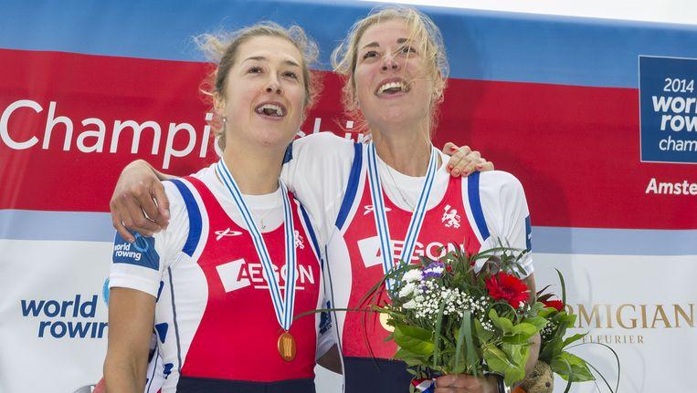 Ilse Paulis, rechts. Beeld pro shots