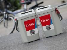 Collecte: Ruim 18 mille voor KWF  Kankerbestrijding in Almelo