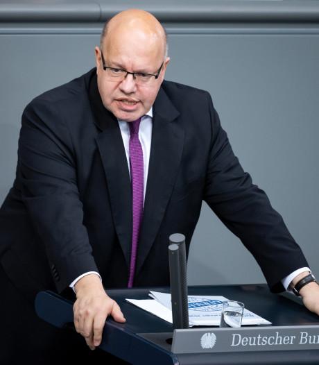 Duitse economie trekt aan