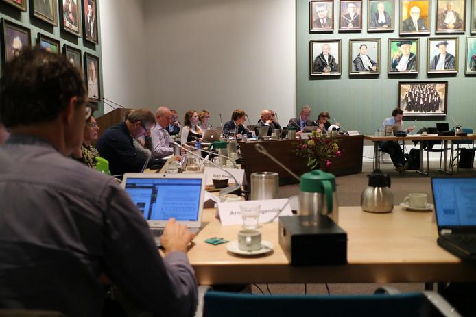De Gezamenlijke Vergadering van de Radboud Universiteit.
