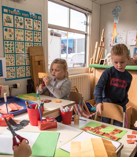 Kermiskinderen volgen excellent onderwijs in de Rijdende School