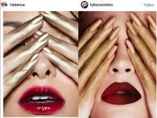 La marque Kylie Cosmetics accusée de plagiat