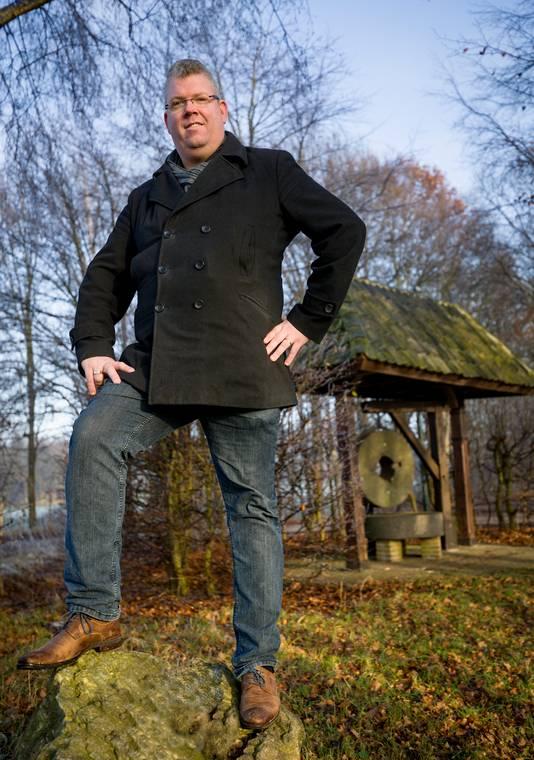 CDA-voorman Johan van Gerwen in 'hartje Meierijstad'.