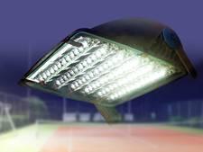 Sint Anthonis: snel ledlicht voor sportvelden