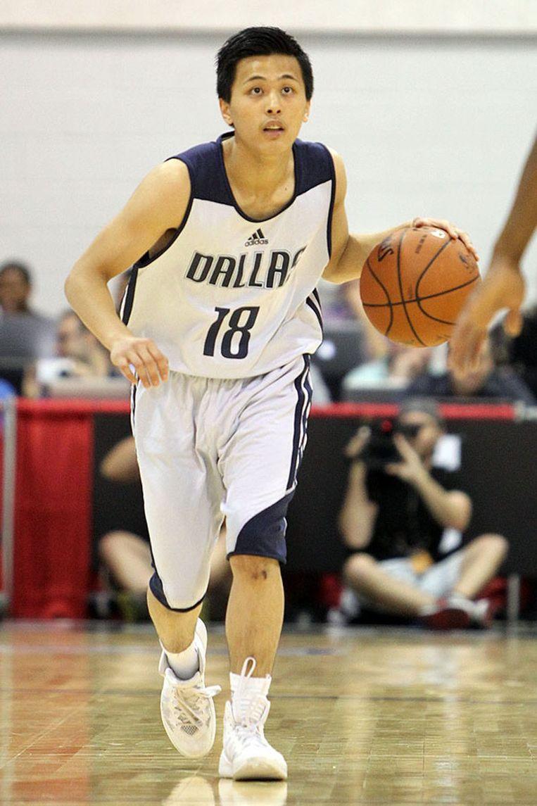 Yuki Togashi. Beeld NBA