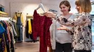 MaBelle biedt zwangerschapskleding en -foto's tegelijk