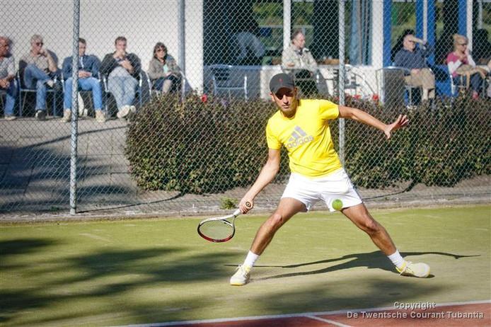 Tennisclub Smash Borne krijgt een bijdrage van liefst 6.500 euro uit het Rabofonds.