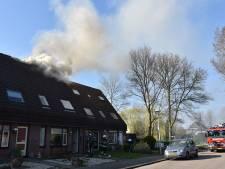 Uitslaande woningbrand in Beuningen