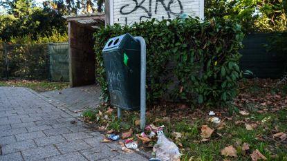 Overbodige vuilnisbakjes verdwijnen uit straatbeeld