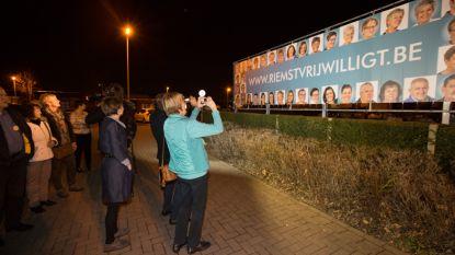 Wall of fame voor en met vrijwilligers onthuld