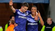 Dendoncker bezorgt met rake buffelstoot in slot Anderlecht knappe 1-1 tegen Man United