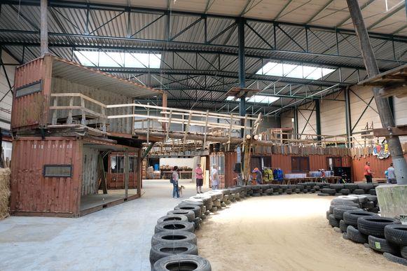 De Blikfabriek.