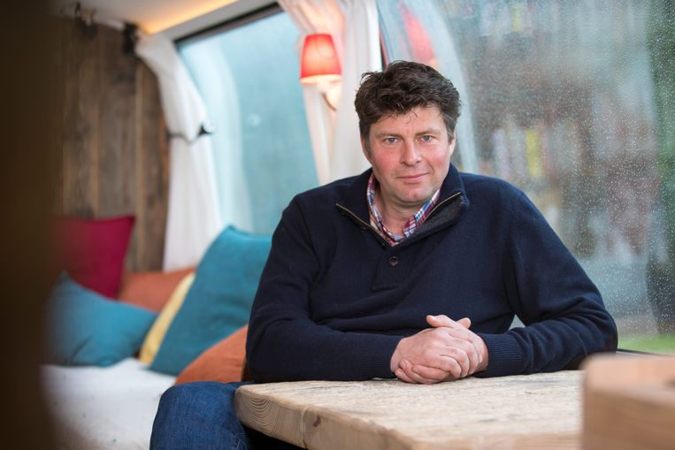 'De Columbus' met Wim Lybaert