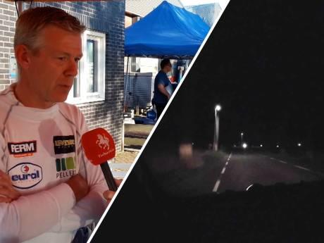 Stoer of doodeng: racen in het pikkedonker tijdens de Hellendoorn Rally
