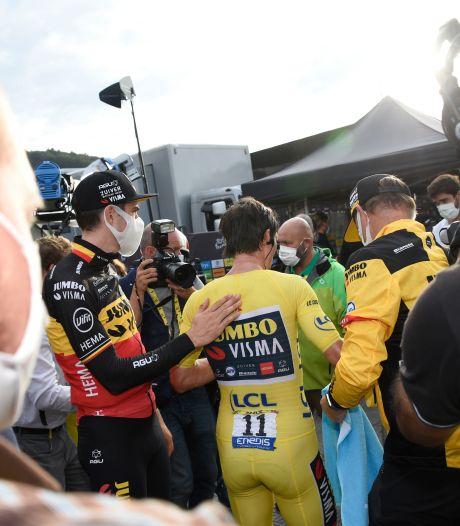 Jumbo-ploegleider Van Dongen krabbelt overeind: 'Vallen, opstaan en sterker terugkomen'