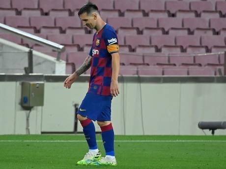 Nouveau faux pas du Barça, le Real peut s'envoler vers le titre