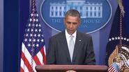 """Obama: """"Dit is een aanval op de mensheid"""""""