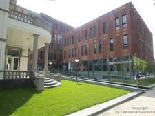 Stadscampus Saxion: Vier blokken, één gebouw