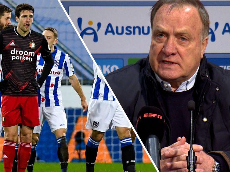 Feyenoord verliest weer: 'Vrijdag bij elkaar zitten'