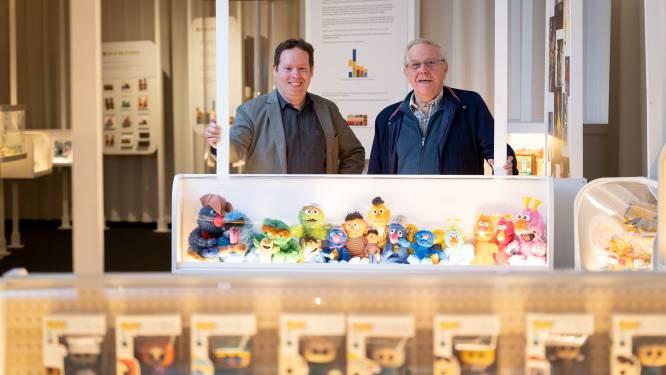 """Oprichter Speelgoedmuseum blij met verhuis naar station: """"Fier dat mijn werk wordt voortgezet"""""""