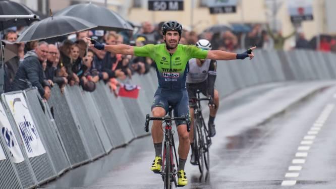"""Voormalig Belgisch kampioen Jelle Mannaerts (29) hangt zijn fiets aan de haak: """"Ik stop op een hoogtepunt"""""""