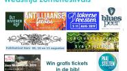 Festivaltickets te winnen in Beringse bib