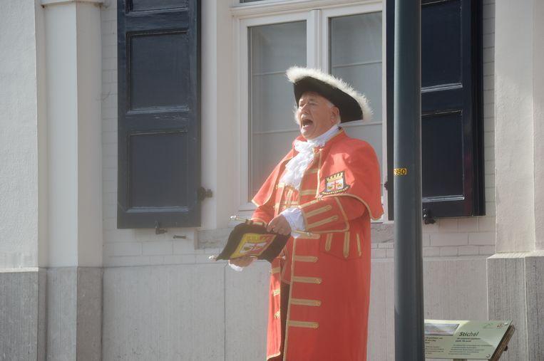 Jean-Pierre Pools, de belleman van Geraardsbergen.