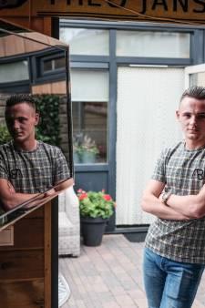 Spits Daimy Fielt wil bij Sprinkhanen plaag worden voor elke verdediging