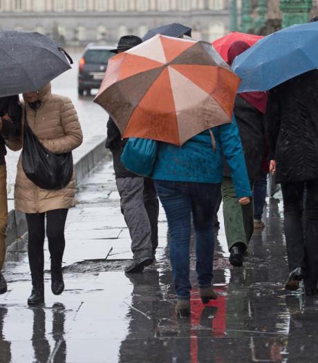 Nuages et faibles pluies au menu