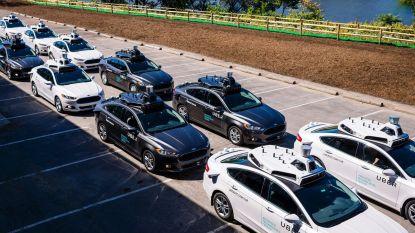 Communicerende auto's? Het zou ons verkeer met een derde verbeteren