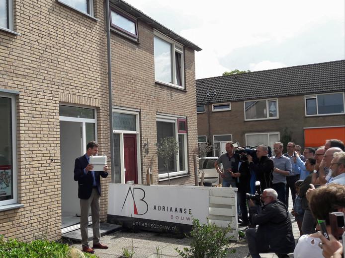 Rijtjeshuis Middelburg Definitief Van Het Gas Walcheren