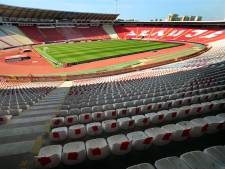 Servië zonder publiek na racistisch gedrag fans