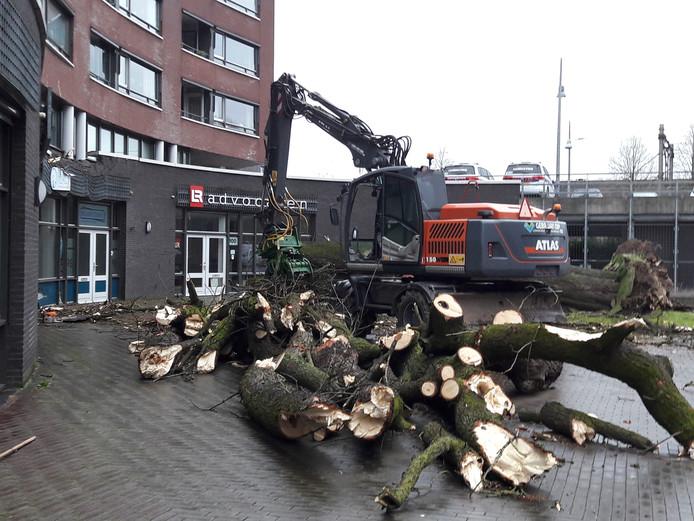 Er wordt meteen hard gewerkt aan de Ridderhof