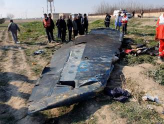 Iran gaat zwarte dozen gecrasht vliegtuig dan toch niet naar Oekraïne sturen