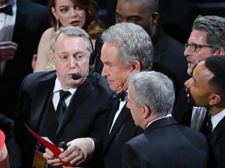 Megablunder: verkeerde speelfilm wint even Oscar