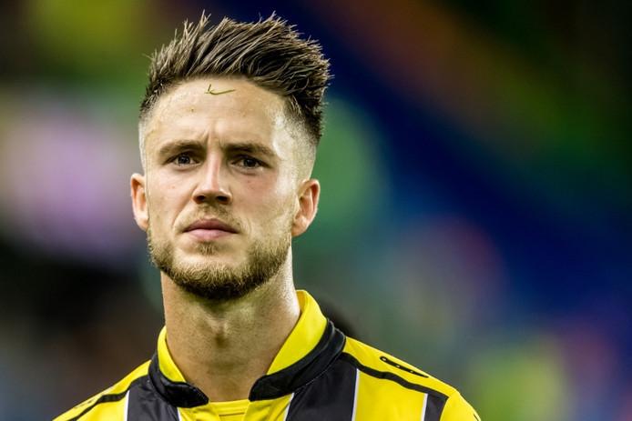 Ricky van Wolfswinkel is de clubtopscorer van Vitesse met 6 goals