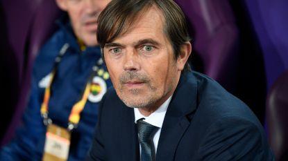 Cocu nog steeds kandidaat nummer 1 bij Anderlecht