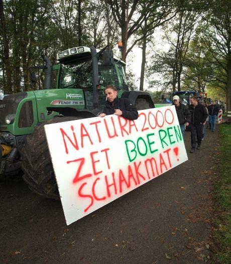 Protestoptocht met mogelijk 200 voertuigen in Winterswijk tegen stikstofregels: 'Zet ons gebied niet op slot'