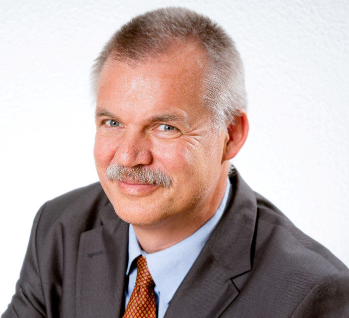 Wethouder Peter van de Wardt.