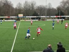 FC De Bilt ondanks bloedeloze remise in topper als koploper winterstop in