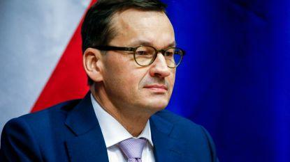 """""""Leugens"""": Warschau slaat terug nadat Poetin Polen beschuldigt van samenzwering met Hitler"""