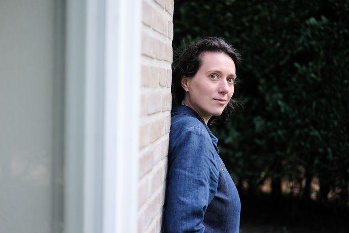 Linde Freya Tangelder. Foto: Jan Ruland van den Brink
