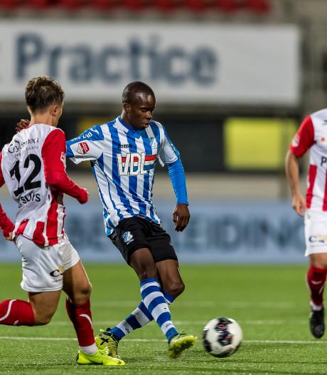 FC Eindhoven snakt naar een spits die doelpunten maakt