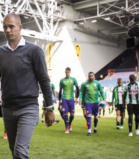 Danny Buijs: Pijnlijke kennismaking met Vitesse