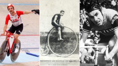 Campenaerts volgde exact 1 jaar geleden Bracke en Merckx op, maar kent u ook de eerste Belgische uurrecordhouder?