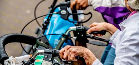 D66 Apeldoorn trekt 'misplaatst' betoog over rollators terug na hevige kritiek