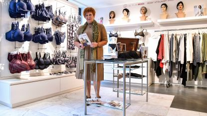 """Ingrid (63) breidt 'Altijd Mooi'-winkel uit en lanceert eigen lijn voor haaraanvullingen: """"Het blijft kriebelen om te ondernemen"""""""