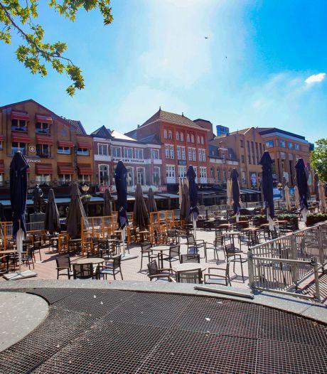 'What the hek?' Hekwerk Markt Eindhoven lokt veel reacties uit