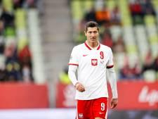 Lewandowski op tijd fit voor duel met Bosnië