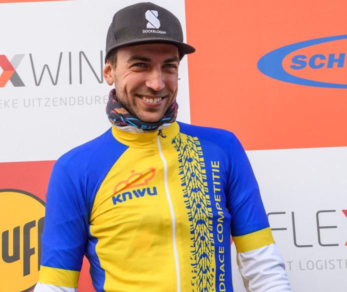 Jasper Ockeloen begint volgend jaar met zijn eigen ploeg: Sockeloen. Hij verwelkomt onder anderen de Dordtse broers Witten en Lieven Anthonise.